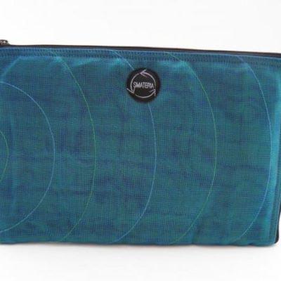 La Pochette Tablette 11 pouces - Bleu Pétrole
