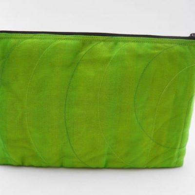 La Pochette Tablette 11 pouces - Vert Pomme - verso
