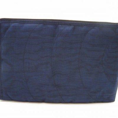 La Pochette Tablette 11 pouces - Bleu Marine - verso