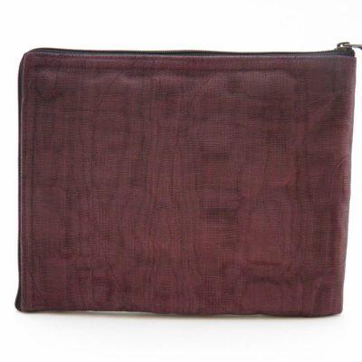La Pochette Tablette iPad - Bordeaux - verso