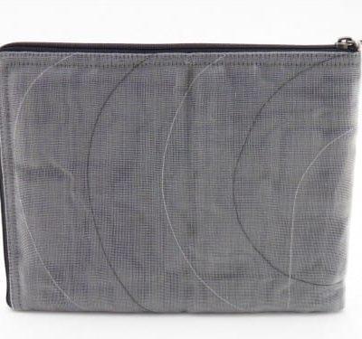 La Pochette Tablette iPad - Gris - verso