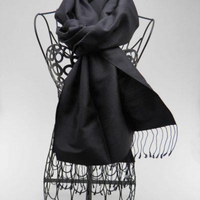Foulard Classique Noir