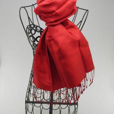 Foulard Classique Rouge