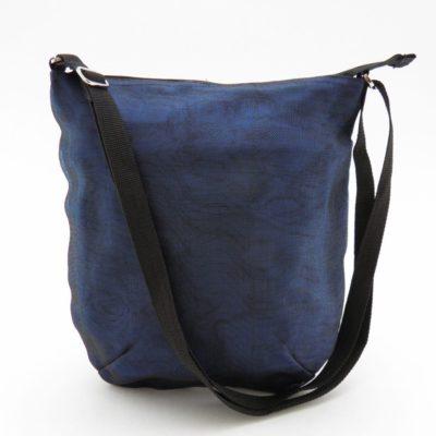 L'Idéaliste - Sac à bandoulière - Moyen - Bleu marine - verso