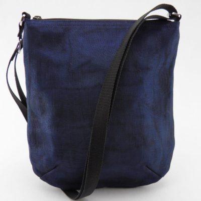 L'Idéaliste - Sac à bandoulière - Petit - Bleu marine - verso