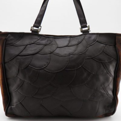Post – Eco-friendly Leather Bag