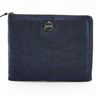 La Pochette Tablette iPad - Bleu marine