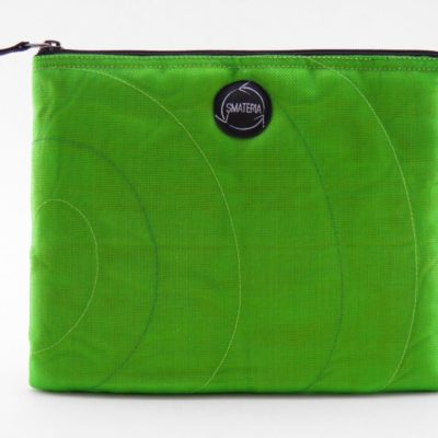 La Pochette Tablette iPad - Vert pomme