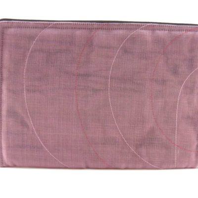 La Pochette Tablette 11 pouces - Lilas - verso