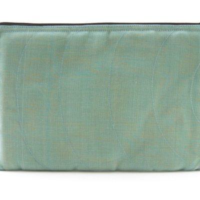 La Pochette Tablette 11 pouces - Bleu pâle - verso