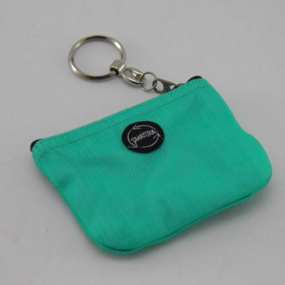 GEEK – Change Purse And Key Ring
