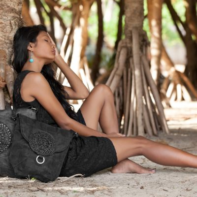 Scratch-net - Eco-friendly Shoulder Bag