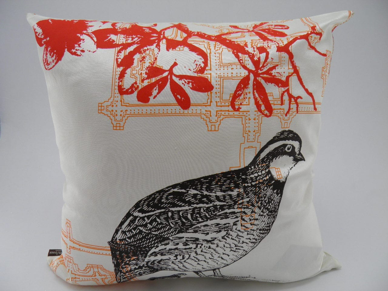 Coussin Animal - Petite Caille