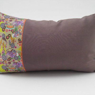 Jungle Chic – Silk Cushion Cover