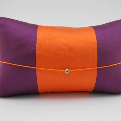 Precious Silk Cushion Cover