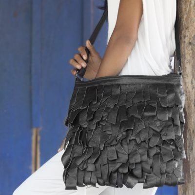 String - Eco-friendly Leather Bag