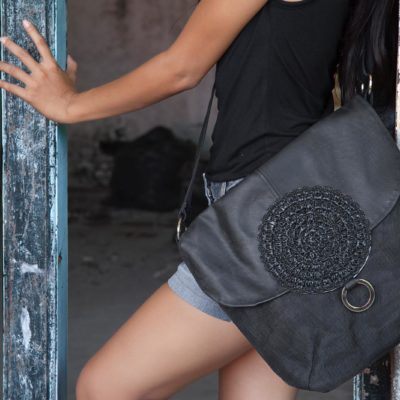 Scratch - Eco-friendly Shoulder Bag