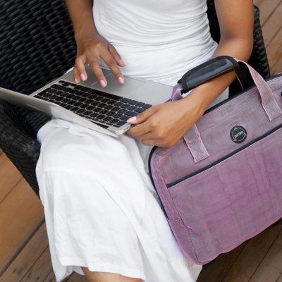 Upload - Ethical Laptop Bag