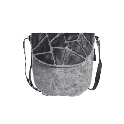 Stone – Eco-friendly Leather Shoulder Bag