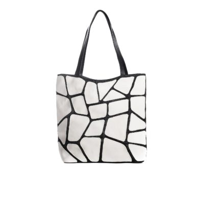 Status – Eco-friendly Leather Tote