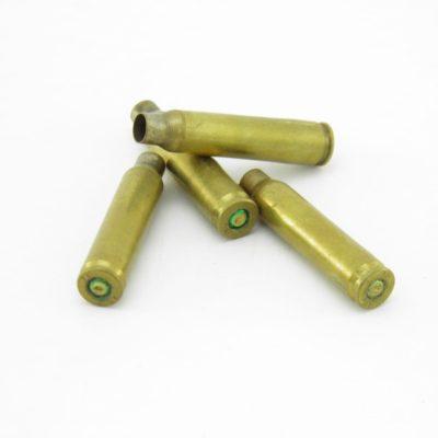 Empty Gun Cartridges - Recycled Brass