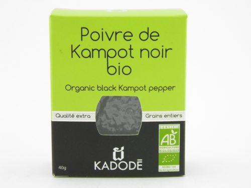 Poivre De Kampot Biologique Noir