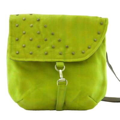 Patch – Ethical Shoulder bag – Yellow
