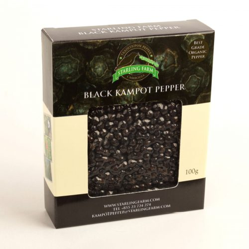 Kampot Pepper Black
