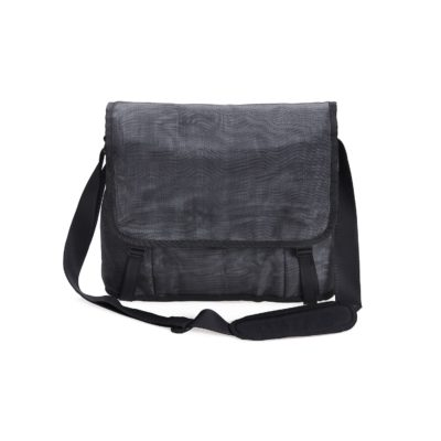 Shuttle - ethical business bag - Charcoal