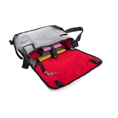 Shuttle - ethical business bag - detail