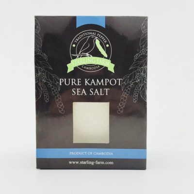 Kampot Sea Salt