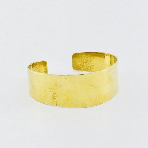 Le Bracelet Uni – Laiton Recyclé