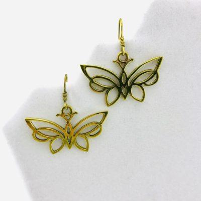 Les Boucles D'oreilles – Papillon