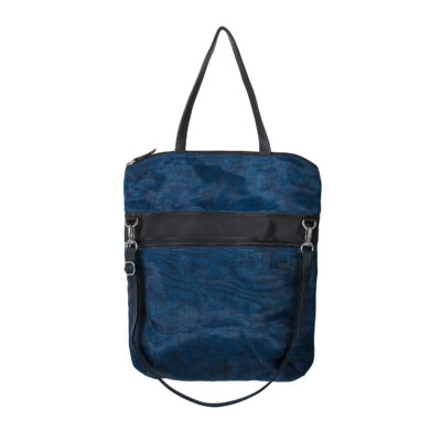 Le Voyageur - Fourre-tout éthique - Bleu marine